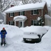 Snow Plowing 2014